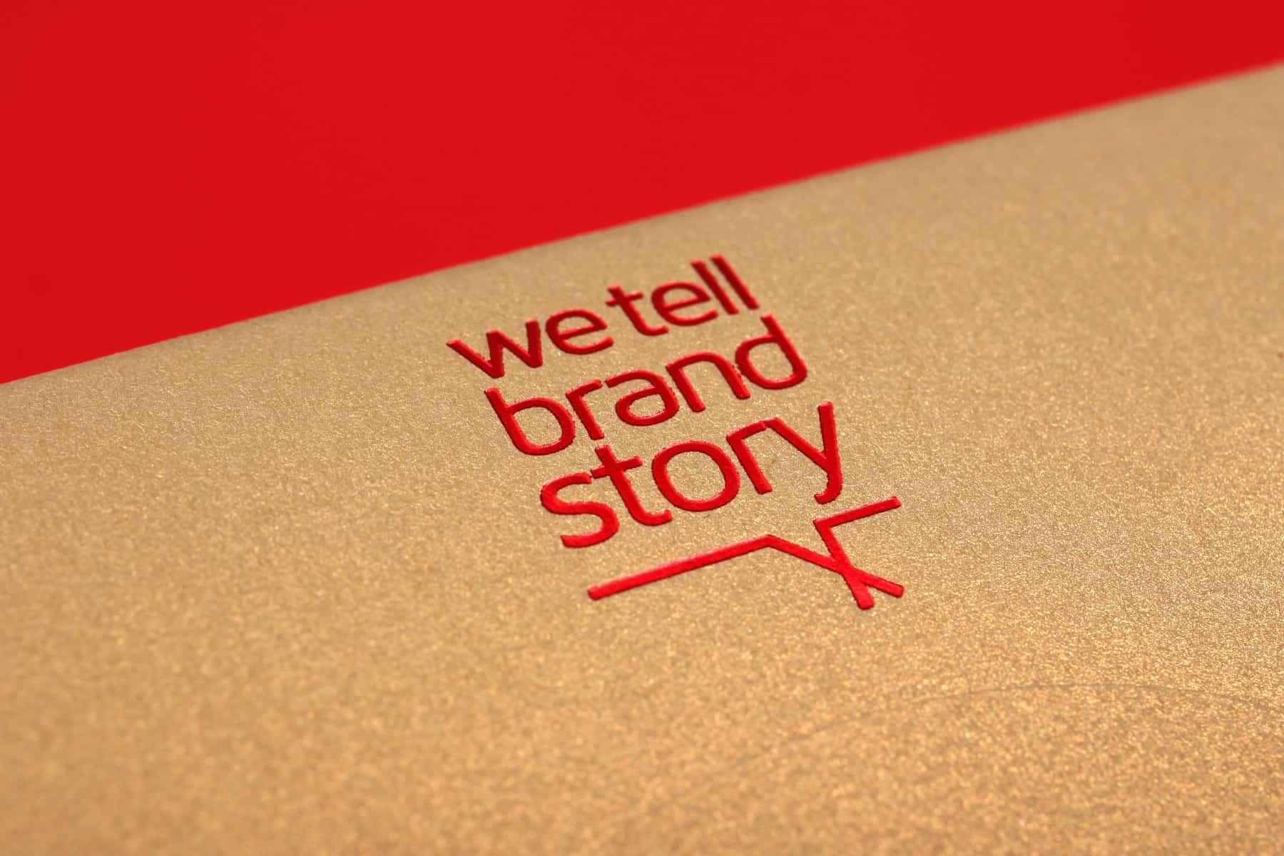 Social Stand Red Pocket design