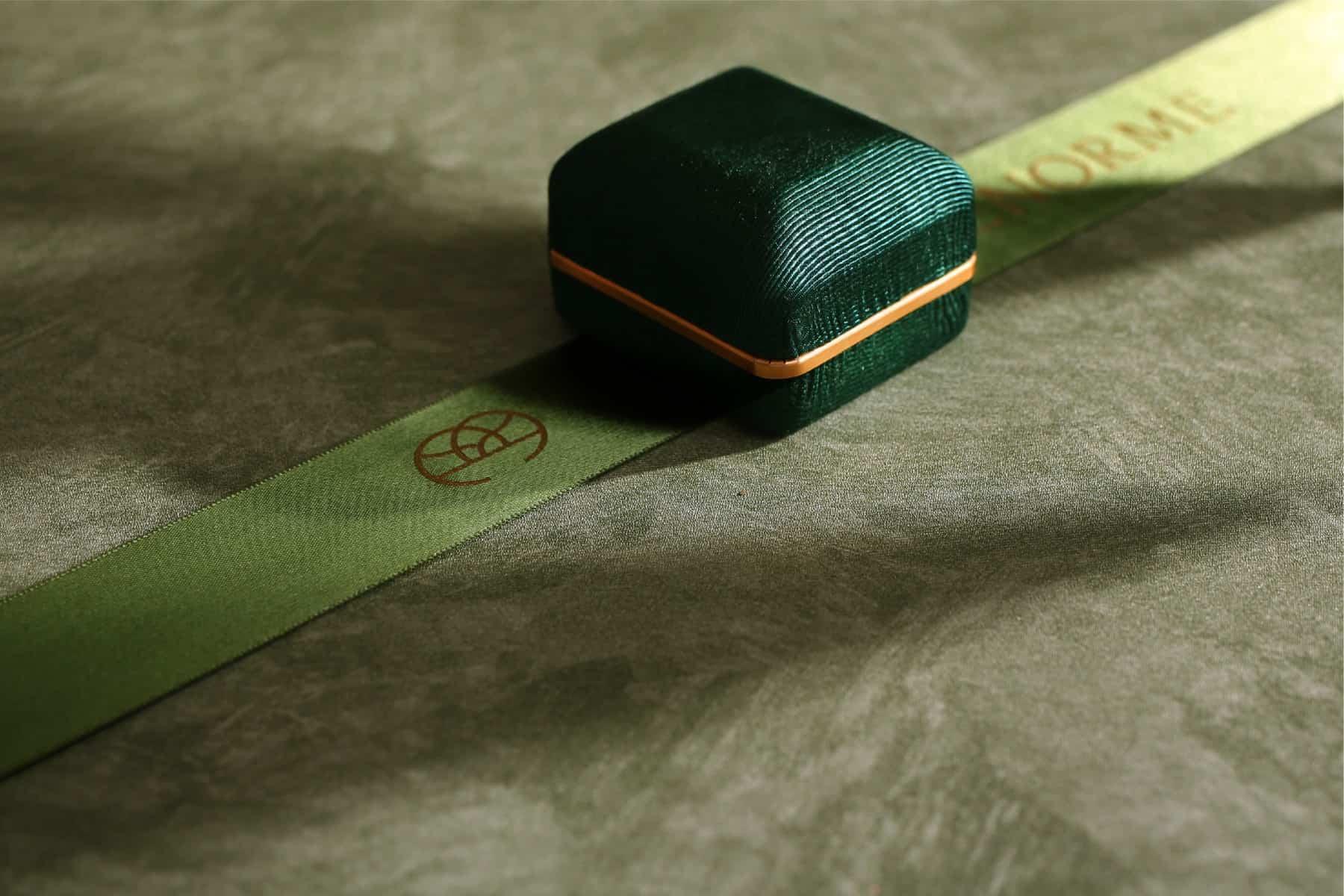 Énorme Fine Jewellery | Branding Design
