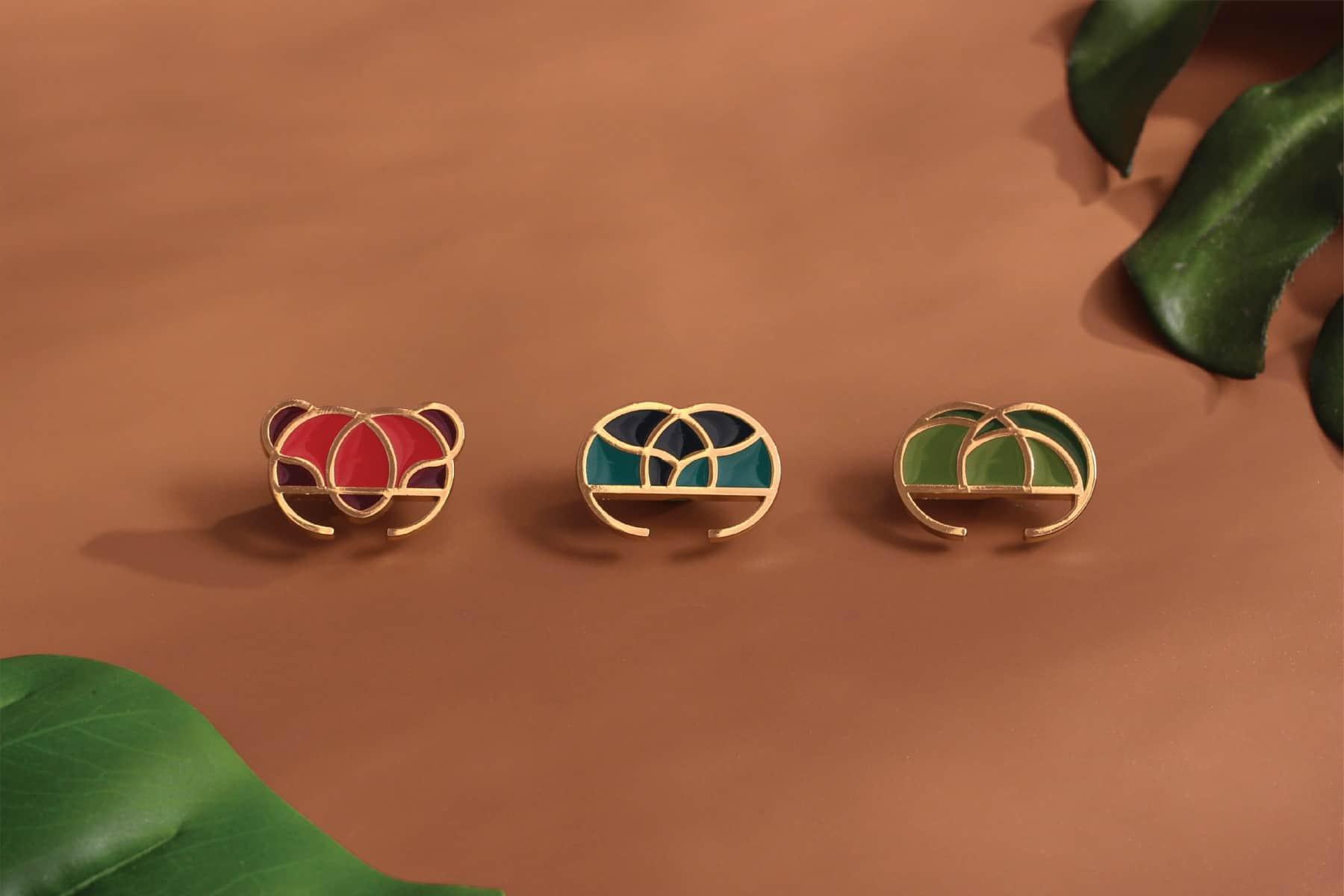 Énorme 高級訂製珠寶 品牌形象   品牌設計
