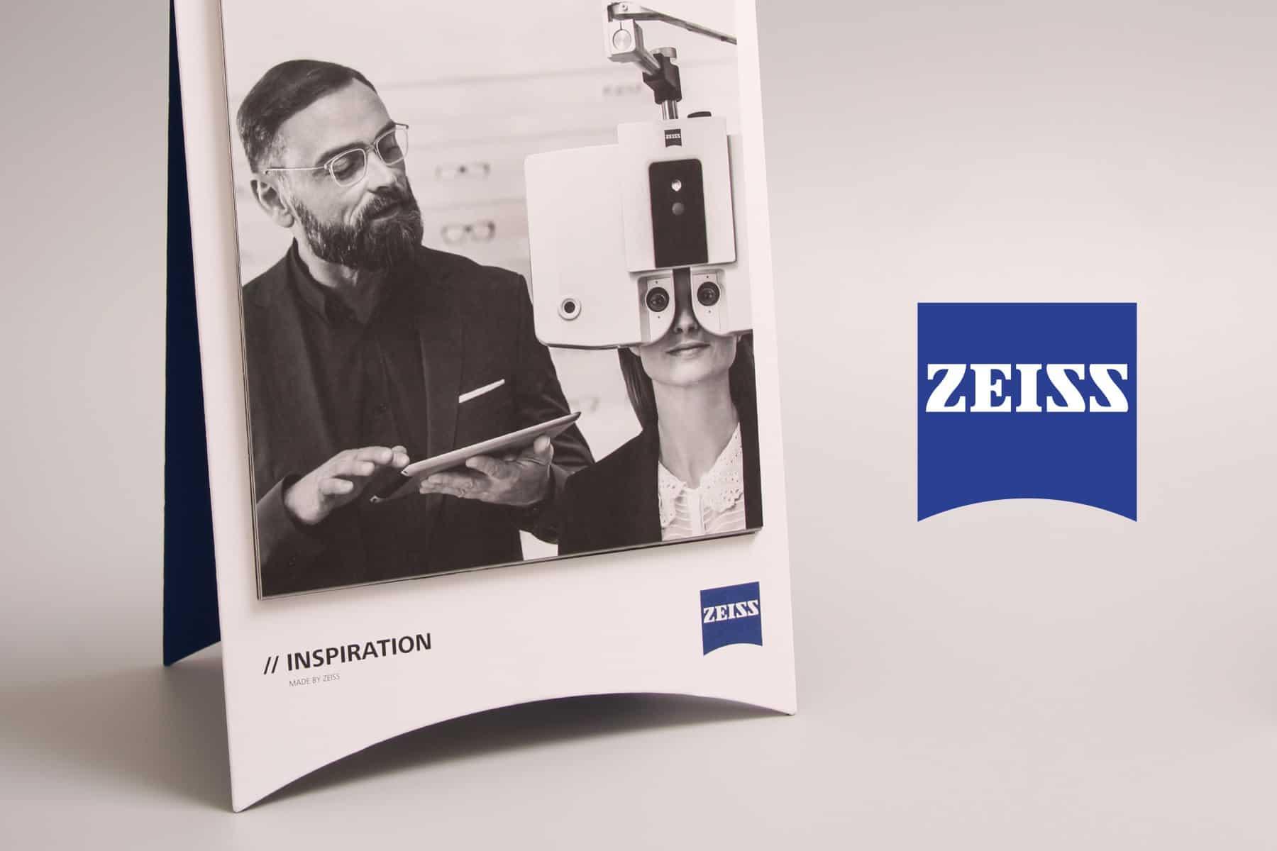 ZEISS Calendar Design