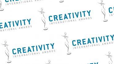 CREATIVITY INTERNATIONAL PLATINUM AWARD WINNER