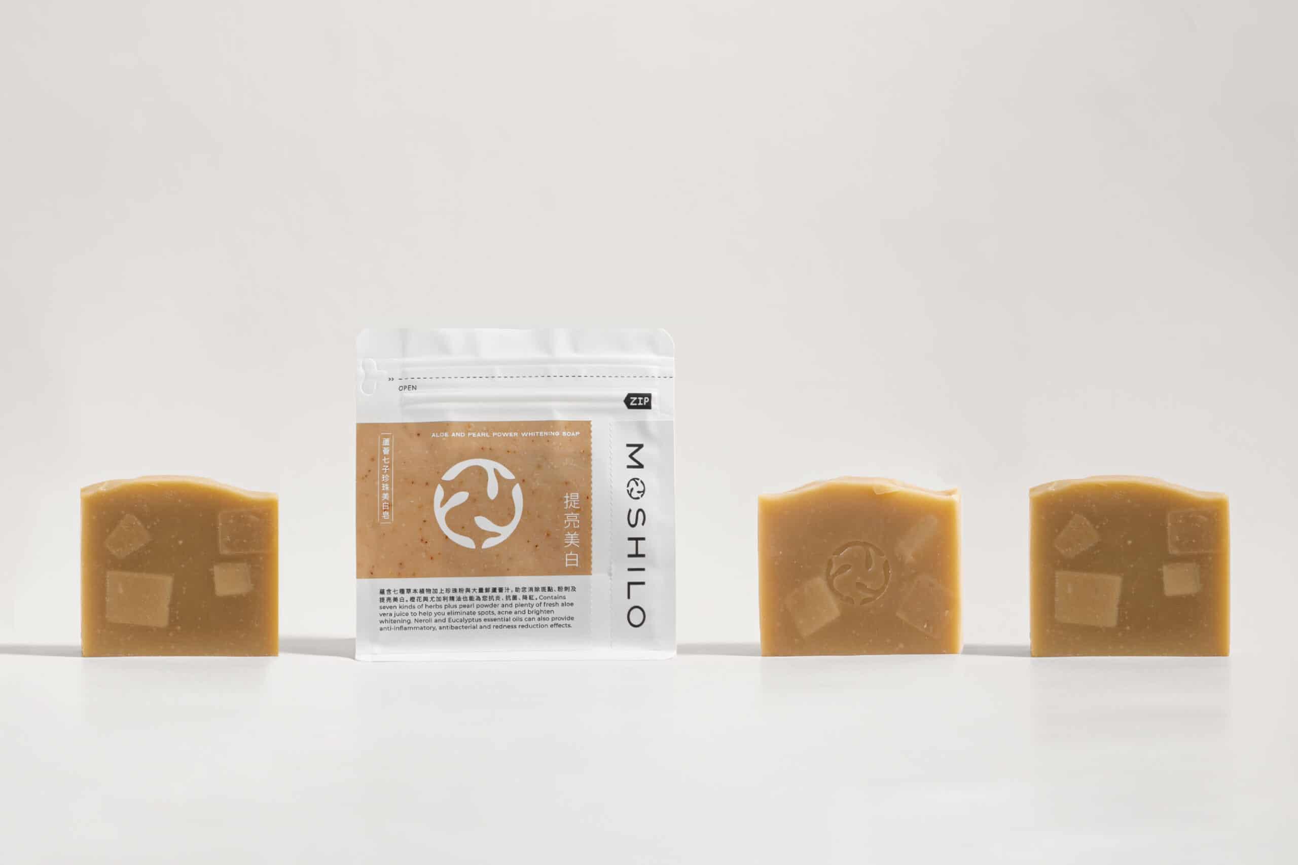MOSHILO 希路手工皂 | 品牌形象設計