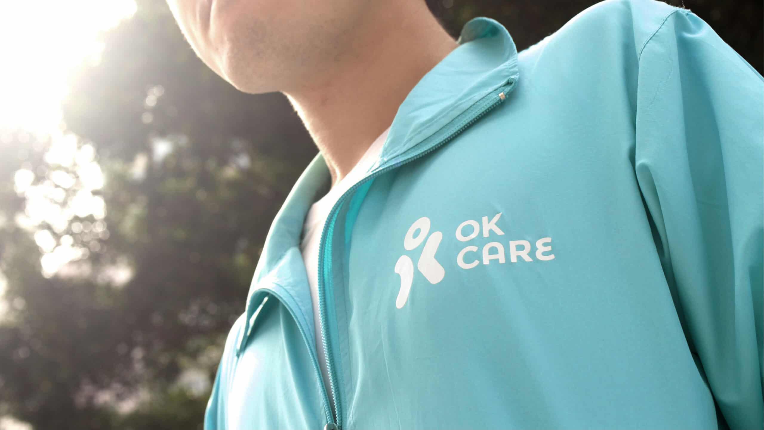 Ok Care   Branding design