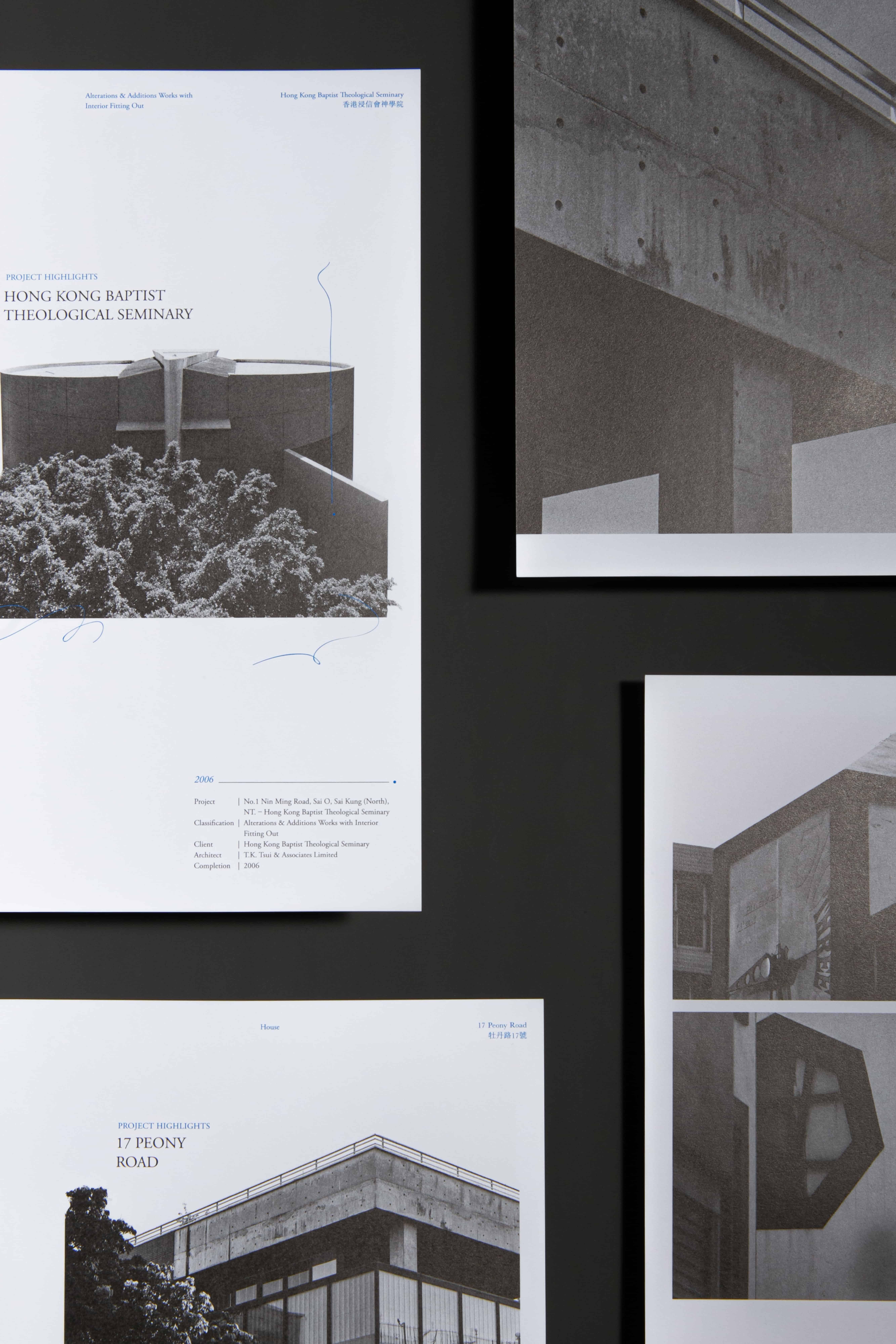 LCS Leung Cheung Shing | Brochure design