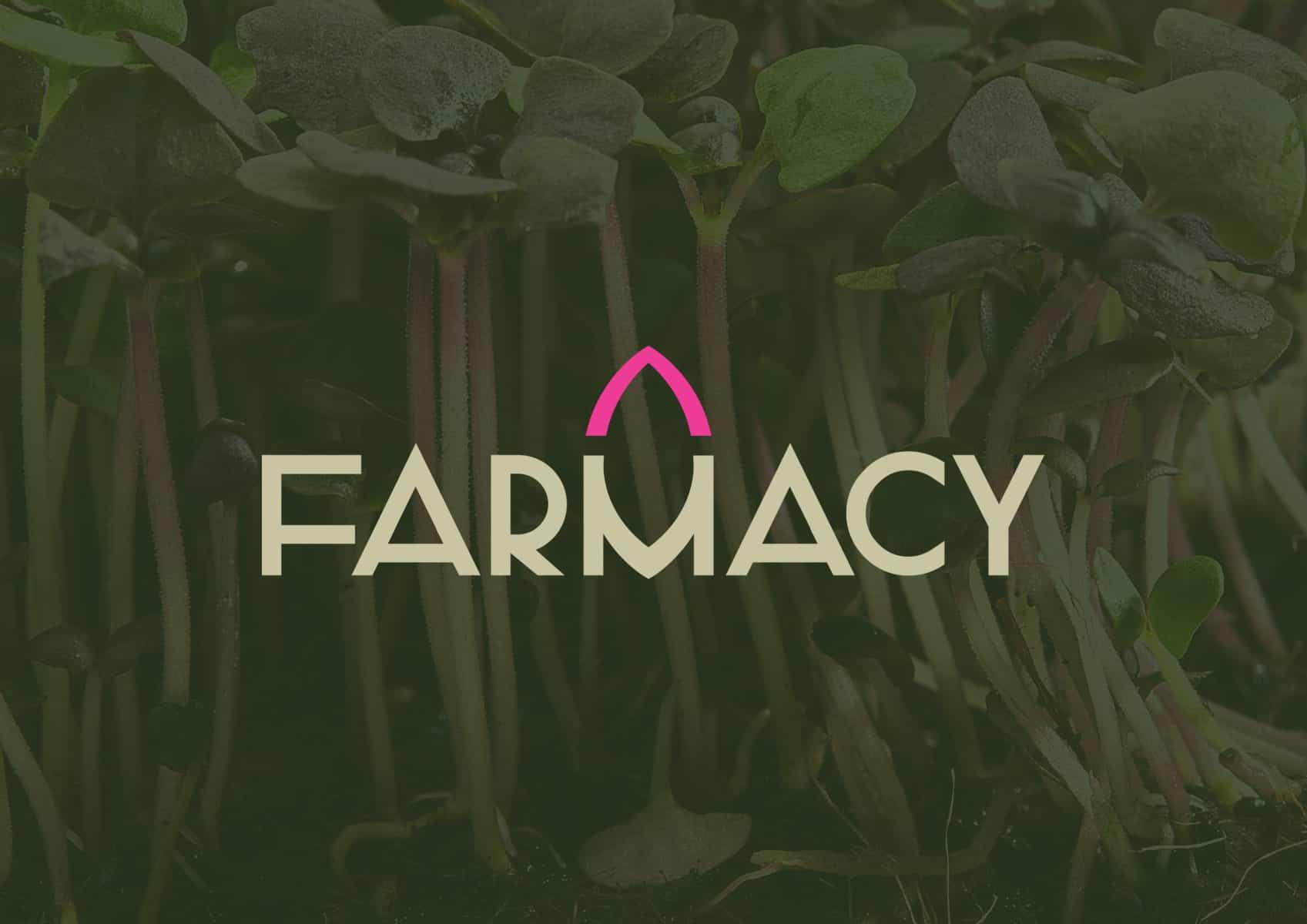 FARMACY 水耕細作 | 品牌設計